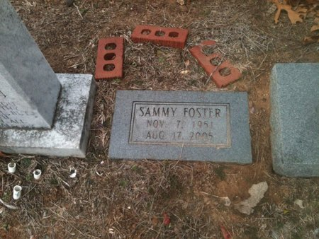 FOSTER, SAMMY - Bowie County, Texas | SAMMY FOSTER - Texas Gravestone Photos