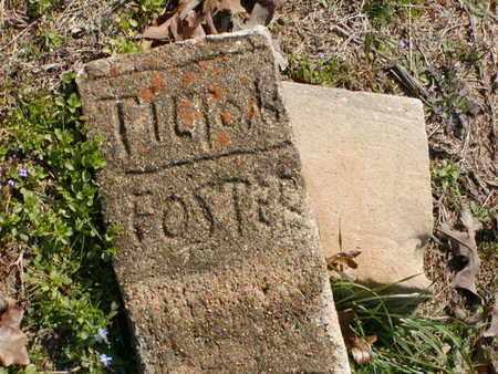 FOSTER, TILTON - Bowie County, Texas   TILTON FOSTER - Texas Gravestone Photos