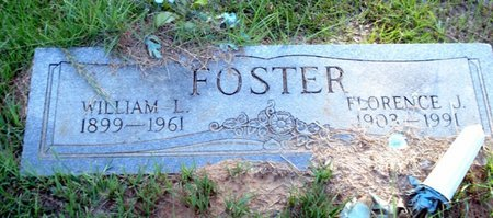 FOSTER, FLORENCE - Bowie County, Texas | FLORENCE FOSTER - Texas Gravestone Photos