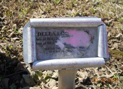 BROWN, DELLA LOU - Bowie County, Texas | DELLA LOU BROWN - Texas Gravestone Photos
