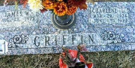 GRIFFIN, CHARLENE L - Bowie County, Texas   CHARLENE L GRIFFIN - Texas Gravestone Photos