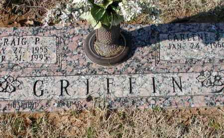GRIFFIN, CRAIG P - Bowie County, Texas   CRAIG P GRIFFIN - Texas Gravestone Photos