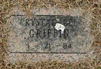 GRIFFIN, CRYSTAL LEE - Bowie County, Texas   CRYSTAL LEE GRIFFIN - Texas Gravestone Photos