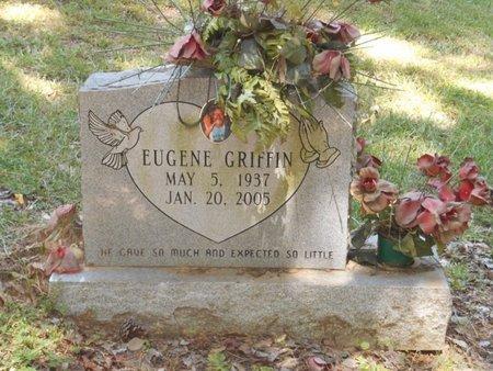 GRIFFIN, EUGENE - Bowie County, Texas | EUGENE GRIFFIN - Texas Gravestone Photos
