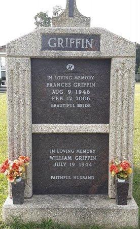 GRIFFIN, FRANCES - Bowie County, Texas   FRANCES GRIFFIN - Texas Gravestone Photos