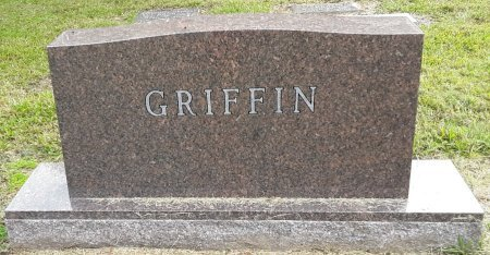 GRIFFIN, FAMILY MARKER - Bowie County, Texas | FAMILY MARKER GRIFFIN - Texas Gravestone Photos
