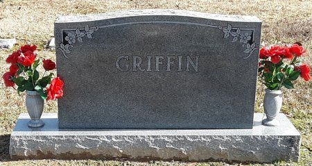 GRIFFIN, FAMILY MARKER - Bowie County, Texas   FAMILY MARKER GRIFFIN - Texas Gravestone Photos