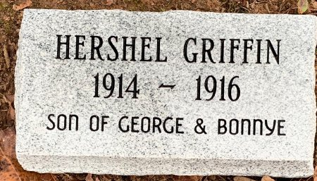 GRIFFIN, HERSHEL - Bowie County, Texas | HERSHEL GRIFFIN - Texas Gravestone Photos