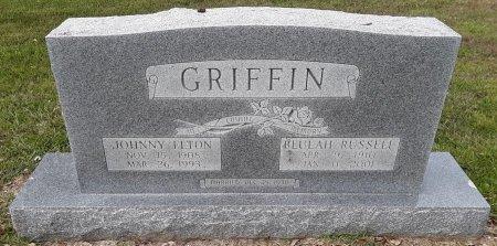 GRIFFIN, BEULAH - Bowie County, Texas   BEULAH GRIFFIN - Texas Gravestone Photos
