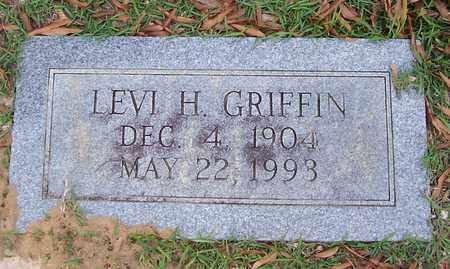 GRIFFIN, LEVI H - Bowie County, Texas   LEVI H GRIFFIN - Texas Gravestone Photos