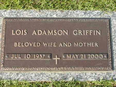GRIFFIN, LOIS - Bowie County, Texas | LOIS GRIFFIN - Texas Gravestone Photos