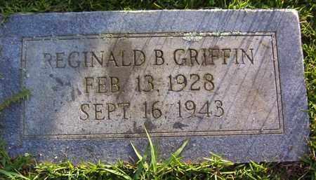 GRIFFIN, REGINALD B - Bowie County, Texas | REGINALD B GRIFFIN - Texas Gravestone Photos