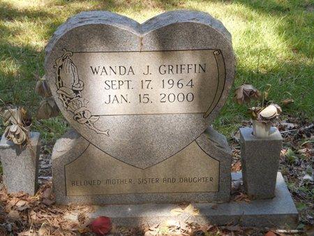 GRIFFIN, WANDA J - Bowie County, Texas   WANDA J GRIFFIN - Texas Gravestone Photos