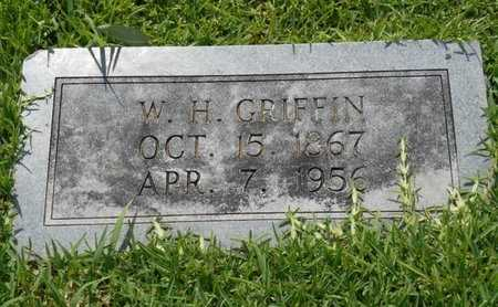 GRIFFIN, W H - Bowie County, Texas | W H GRIFFIN - Texas Gravestone Photos
