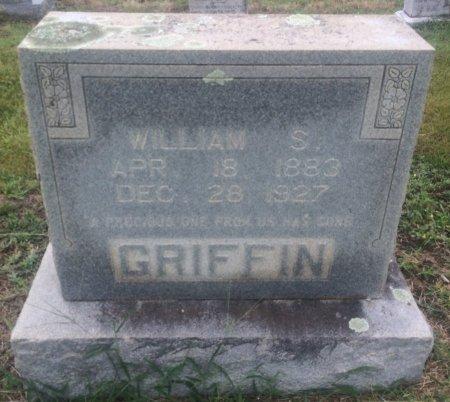 GRIFFIN, WILLIAM S - Bowie County, Texas   WILLIAM S GRIFFIN - Texas Gravestone Photos