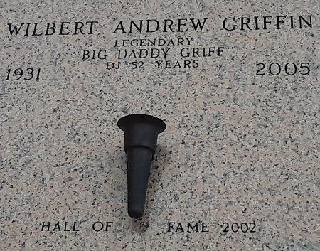 GRIFFIN, WILBERT ANDREW  - Bowie County, Texas | WILBERT ANDREW  GRIFFIN - Texas Gravestone Photos