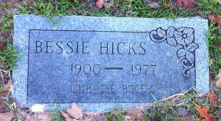 HICKS, BESSIE - Bowie County, Texas | BESSIE HICKS - Texas Gravestone Photos