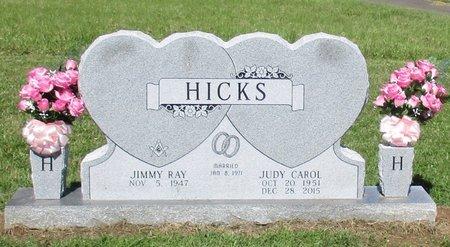 HICKS, JUDY CAROL - Bowie County, Texas | JUDY CAROL HICKS - Texas Gravestone Photos