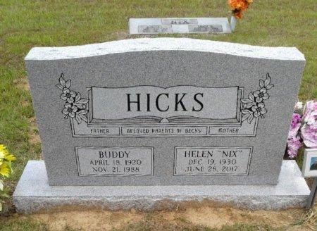 HICKS, LEE A. - Bowie County, Texas | LEE A. HICKS - Texas Gravestone Photos