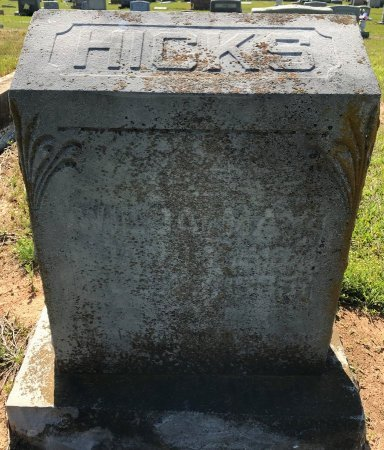 HICKS, WILLIE MAY - Bowie County, Texas | WILLIE MAY HICKS - Texas Gravestone Photos