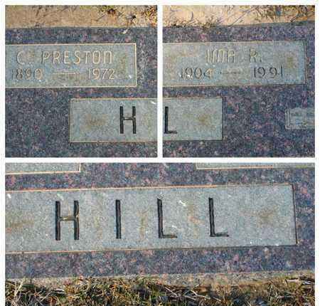 HILL, IMA R - Bowie County, Texas | IMA R HILL - Texas Gravestone Photos