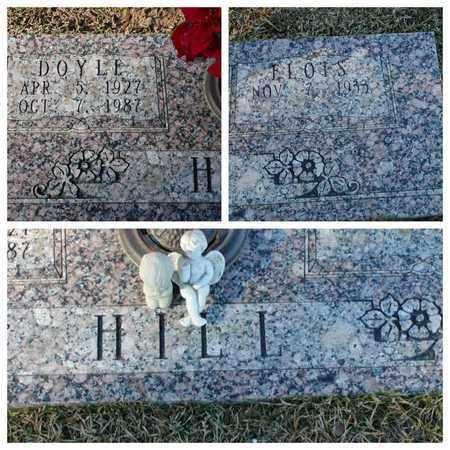 HILL, DOYLE - Bowie County, Texas | DOYLE HILL - Texas Gravestone Photos