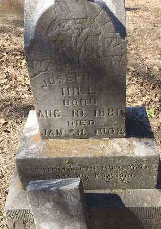 HILL, JOSEPH - Bowie County, Texas | JOSEPH HILL - Texas Gravestone Photos