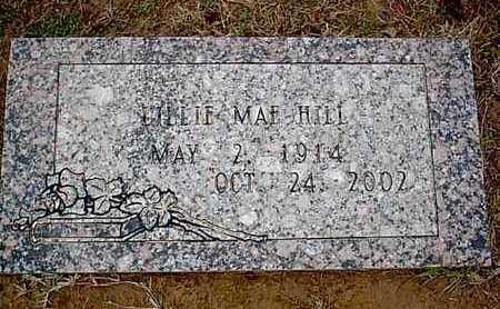 HILL, LILLIE MAE - Bowie County, Texas | LILLIE MAE HILL - Texas Gravestone Photos