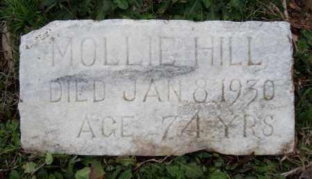 HILL, MOLLIE - Bowie County, Texas | MOLLIE HILL - Texas Gravestone Photos