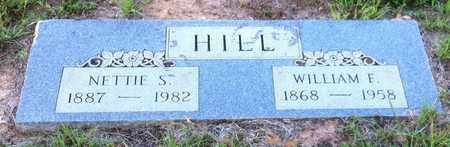HILL, NETTIE S - Bowie County, Texas | NETTIE S HILL - Texas Gravestone Photos