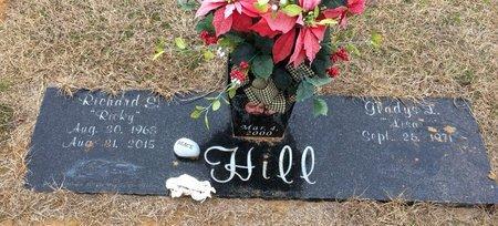 HILL, RICHARD E. - Bowie County, Texas | RICHARD E. HILL - Texas Gravestone Photos