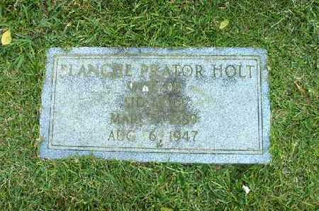 HOLT, BLANCHE - Bowie County, Texas   BLANCHE HOLT - Texas Gravestone Photos