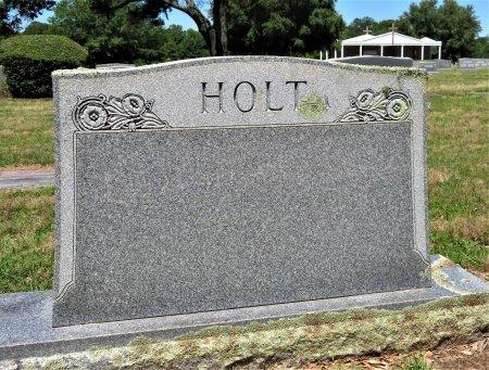 HOLT, FAMILY MARKER - Bowie County, Texas | FAMILY MARKER HOLT - Texas Gravestone Photos