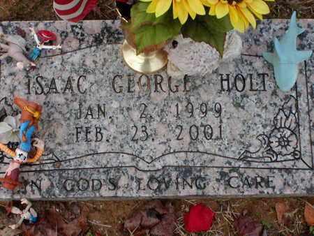 HOLT, ISAAC GEORGE - Bowie County, Texas | ISAAC GEORGE HOLT - Texas Gravestone Photos