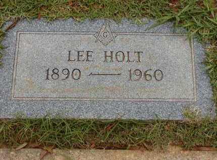HOLT, LEE - Bowie County, Texas   LEE HOLT - Texas Gravestone Photos