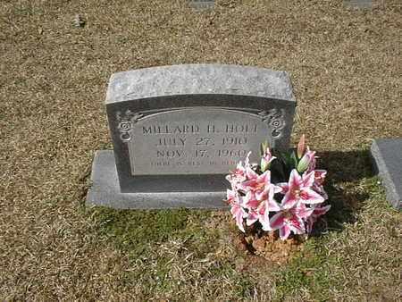 HOLT, MILLARD H - Bowie County, Texas | MILLARD H HOLT - Texas Gravestone Photos