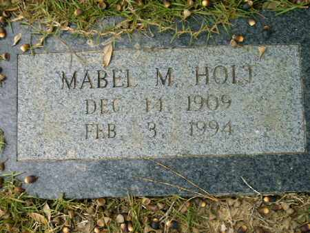 HOLT, MABEL M - Bowie County, Texas | MABEL M HOLT - Texas Gravestone Photos