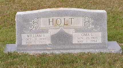 HOLT, OMA L - Bowie County, Texas | OMA L HOLT - Texas Gravestone Photos