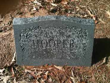 HOOPER, ETTA - Bowie County, Texas | ETTA HOOPER - Texas Gravestone Photos