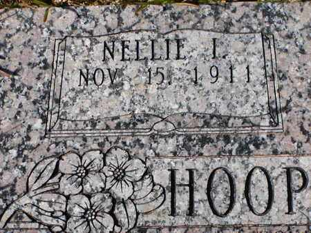 HOOPER, NELLIE ILENE (CLOSEUP) - Bowie County, Texas | NELLIE ILENE (CLOSEUP) HOOPER - Texas Gravestone Photos