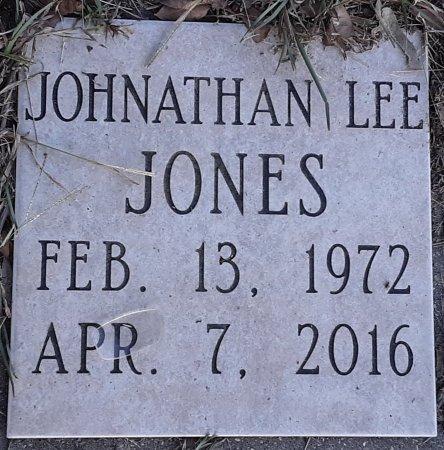 JONES, JOHNATHAN LEE - Bowie County, Texas   JOHNATHAN LEE JONES - Texas Gravestone Photos