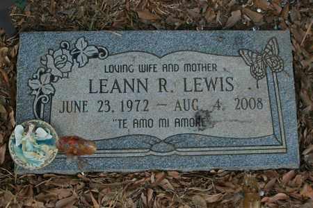 LEWIS, LEANN R - Bowie County, Texas   LEANN R LEWIS - Texas Gravestone Photos