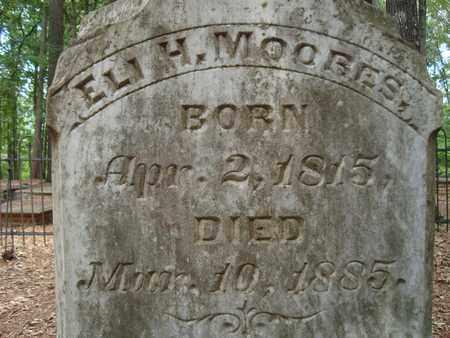 MOORES, ELI J - Bowie County, Texas   ELI J MOORES - Texas Gravestone Photos