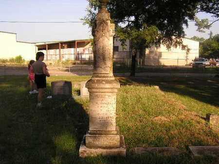 MOORES, MARY E - Bowie County, Texas | MARY E MOORES - Texas Gravestone Photos