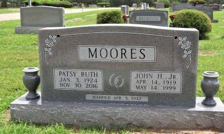 MOORES, PATSY RUTH - Bowie County, Texas   PATSY RUTH MOORES - Texas Gravestone Photos