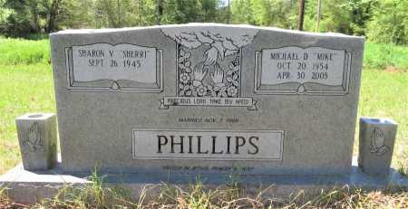 PHILLIPS, MICHAEL D - Bowie County, Texas   MICHAEL D PHILLIPS - Texas Gravestone Photos