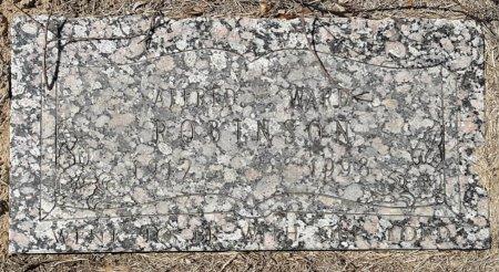 ROBINSON, ALFRED WARD - Bowie County, Texas | ALFRED WARD ROBINSON - Texas Gravestone Photos