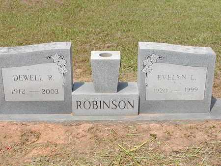 ROBINSON, EVELYN L - Bowie County, Texas   EVELYN L ROBINSON - Texas Gravestone Photos