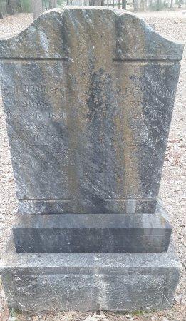 ROBINSON, M F - Bowie County, Texas | M F ROBINSON - Texas Gravestone Photos