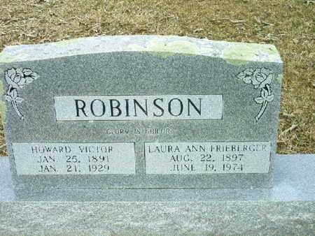 ROBINSON, LAURA ANN - Bowie County, Texas   LAURA ANN ROBINSON - Texas Gravestone Photos